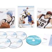 【買取強化】『黒子のバスケ 1st SEASON Blu-ray BOX』