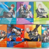 【高価買取】Blu-ray『TSUKIPRO THE ANIMATION』