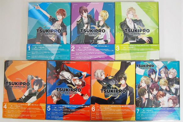 【高価買取】Blu-ray『TSUKIPRO THE ANIMATION』