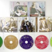 BLCD『憂鬱な朝』5巻セット高価買取致しました!