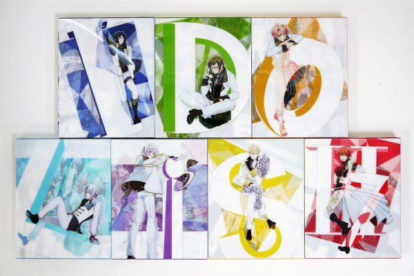 【高価買取】Blu-ray『アイドリッシュセブン』[特装限定版] 全7巻