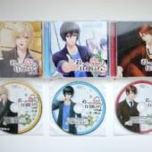 ドラマCD『君への恋の仕掛け方』シリーズ全3巻高価買取!