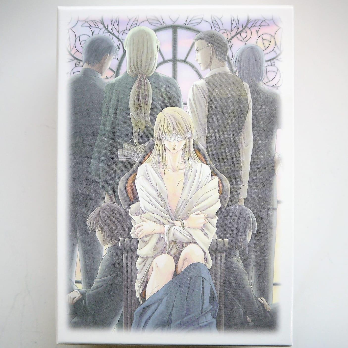 【BLゲーム高価買取】薔薇ノ木ニ薔薇ノ花咲ク[愛蔵版]